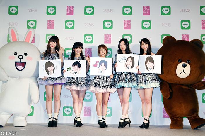 20140430_AKB48_LINE